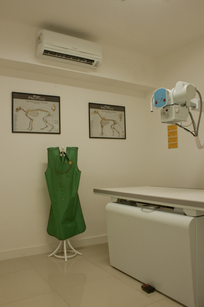 Sala de Radiologia